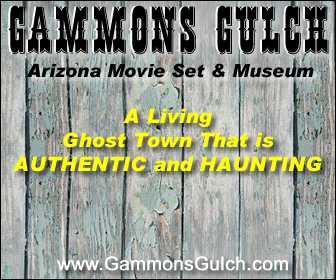 Gammons Gulch Arizona Movie Set and Museum