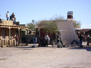 Recent Filming at Gammons Gulch